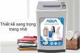 Máy giặt Aqua báo lỗi E4 là do đâu, cách xử lý máy giặt báo lỗi - Săn deal  online