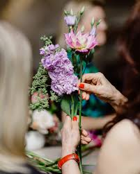 Floral Design Classes Chicago Restaurants And Flower Shops Are Becoming One But Why
