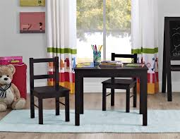 Table Set For Kids Dorel Home Furnishings Hazel Kids Espresso Table And 2 Chair Set