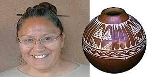 Dolores Curran, Santa Clara Pueblo Pottery, Penfield Gallery of ...