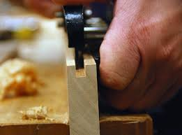 Making a picture frame Diy All The Frame Members her The Members Are About 34 So The Groove Is 14 In The Woodshop With Derek Cohen Dont Know If This Will Be Worthwhile To Anyone But As Im Making
