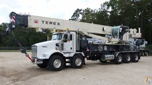 Sold New Terex Crossover 8000 Crane For In Denver Colorado