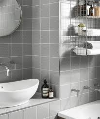 Image Arenaonline Burbank Dove Geometric Tile Topps Tiles Grey Tiles Wall Floor Tiles Topps Tiles