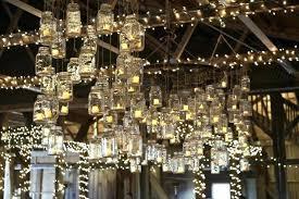 outdoor chandelier candle diy pillar