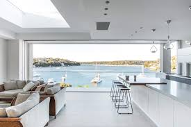 beach house furniture sydney. Modern Waterfront Home In Sydney | Contemporary House Architecture Beach Furniture