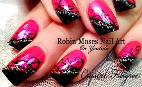 Robin Moses Nail Art: How to fix a nail design when your client ...
