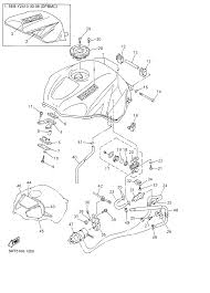2001 yamaha yzf r6 ca yzfr6nc fuel tank parts best oem fuel tank piranha r6 diagram yamaha r6 fuel system diagram