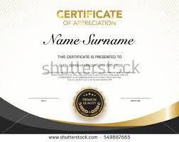 Certification Template Elegant Luxury Modern Certificate Design Template Download Free
