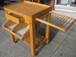 Butcher Block Farm Dining Table Ikea Work Tables Boos End Grain Cucina Technica Cart 4 Butcher