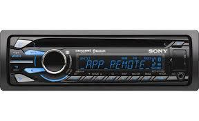 sony mex btp cd receiver at com sony mex bt4100p front