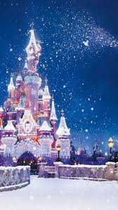 disneyland christmas castle wallpaper. Brilliant Disneyland Christmas Disney  Download More And Christmas IPhone Wallpapers  Atu2026 More On Disneyland Castle Wallpaper A