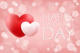 february heart background. Contemporary Heart Happy Valentineu0027s Day Romantic Background With Realistic Red And Pink Hearts  14th Of February Holiday For Heart Background O