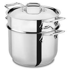 all clad pasta pot. All Clad Pasta Pot L