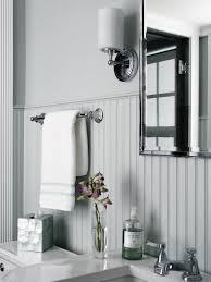 Image Wall Cabinet Stylish Beadboard Bathroom Hgtvcom Beadboard Bathroom Designs Pictures Ideas From Hgtv Hgtv