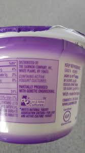 Dannon Light Fit Greek Yogurt Non Fat Banana Cream