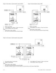 fire alarm horn strobe wiring diagram fire detector wiring diagram EOL Resistor fire alarm horn strobe wiring diagram edwards signaling 116degexa fj installation manual
