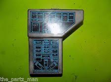 stealth fuse box 91 92 93 3000gt stealth underhood engine fuse box cover lid panel plate oem
