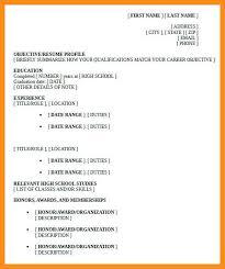 Cv Personal Profile Examples Personal Profile Sample Best Cv Personal Profile Examples Cv