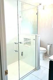 replacement towel bar for glass shower door xflcoaching com