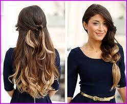 Coiffure Cheveux Long Femme 211640 Coiffure Femme Simple