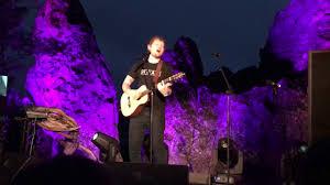 Ed Sheeran Dominates 2017 Year End Charts In Australia And