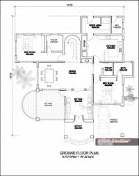 New Model House Plans Kerala Arts For Awesome New Home Plans