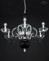 black chandelier lighting. contemporary black crystal chandelier with chrome metal finish and parts lighting e