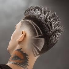 Tramlines Hair Designs Pin On Hairstyles