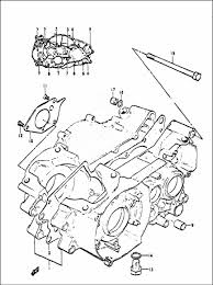 We offer stainless allen screw and washer kits for suzuki ts 250 1973 1976 supplied in 8 labeled plastic bags you will find here under the detail of the