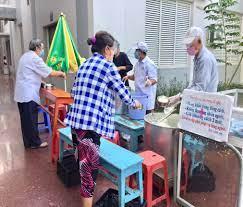Bếp ăn từ thiện – bệnh viện ĐKTT An Giang – Bệnh Viện Đa Khoa Trung Tâm An  Giang