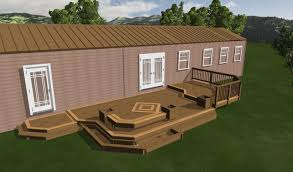 mobile home deck designs. mobile home deck ideas on (965x567) designs porch for a