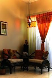 Small Picture The curtain combo is sheer brilliance Indian Home Decor on Ethnic
