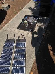 portable solar power station 7 steps pictures portable solar power station