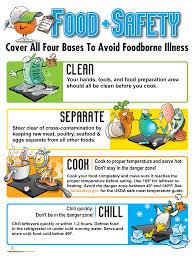 Food Hygiene Poster Food Safety Poster General Food