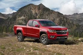 Chevy Styles Up 2015 Colorado With New Z71 Trail Boss Edition