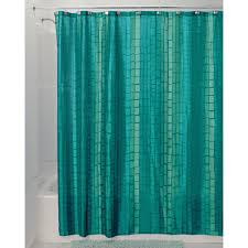 Amazon.com: InterDesign Moxi Fabric Shower Curtain - 72