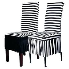 zebra dining chair covers jacquard stretch for room decoration animal print chairs armchair traditional with