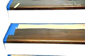 new painted stair treads or case best paint for stair treads 33 painted stair risers images