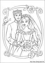 Small Picture Barbie as the Princess and the Pauper coloring pages on Coloring