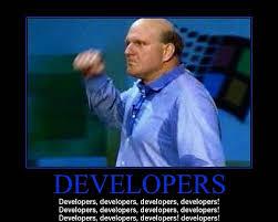 Developers Developers Developers Dunbar Revision