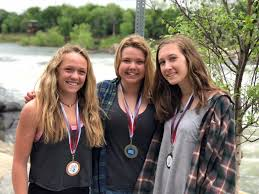 "Myers Park High on Twitter: ""WOW, WOW, & WOW! 😮 Freshman Ava Christensen  took SILVER in the US Kayak Nationals Junior Women's Division this weekend  in Columbus, Georgia!… https://t.co/cQZyRfOwJQ"""