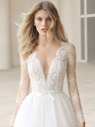 Rosa Clar Fall 2018 Collection Bridal Fashion Week Photos