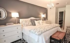 romantic gray bedrooms. Romantic-gray-white-master-bedroom Romantic Gray Bedrooms