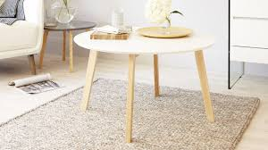 round oak coffee table stunning white and uk for 13