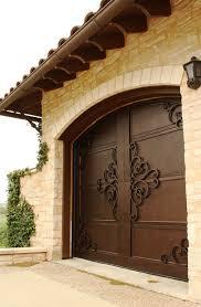 Garage Door garage door repair san marcos photographs : Cantera Doors provides hand-forged, custom-made iron staircase ...