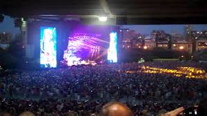 Wrigley Field Concert Tickets And Seating View Vivid Seats