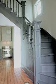 Painted Wood Stairs Top 25 Best Paint Stairs Ideas On Pinterest Painting Stairs