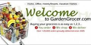 garden grocer is a grocery delivery service in orlando it s a genius idea for a pany if you ask me you order your groceries before you leave for