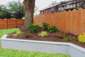 Small Picture Backyard Landscaping Ideas Retaining Walls Fleagorcom