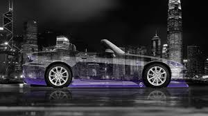 honda s00 crystal nature car